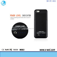 rohs battery case for iphone5 5s 5c 3200mah and super slim