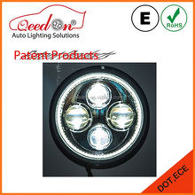 Qeedon super bright high low beam car led tuning light