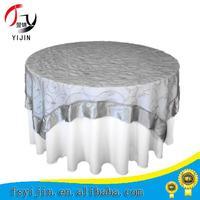 Classical modern polyester table runner