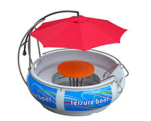 Donut catamaran fishing boat bbq for boat for sale