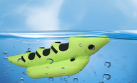 water sports, towables 3 persons inflatable banana boat (Nylon & PVC)