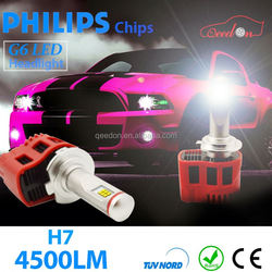 Qeedon newest dirt cheap motorcycles for sale philip s led headlight cr.ee xml2 h4