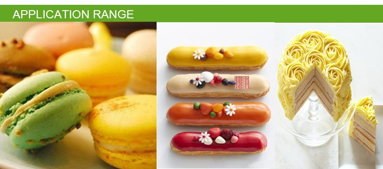 naturel gardnia jaune fromage extrait comestible compos couleur colorant pour ptisserie et gteau - Colorant Patisserie