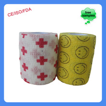 Custom Logo Printed Band Aid Self Adhesive Bandage