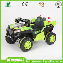 The Best Gift To Your Baby! Battery power off-road ride on car baby 4 wheels ride on car/Kids toy made in China