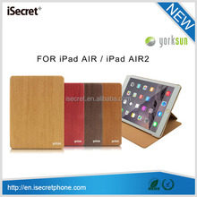 smooth surface light weight tablet case for ipad air /air 2