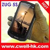 New Arrival MANN ZUG 5S 5 Inch IP67 4G LTE rugged waterproof cell phone