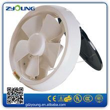 6 pulgadas de alta calidad de la ronda de la ventana cuarto de baño montado ventilador de escape