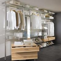 Wholesale walkin closet design, wardrobe closet design