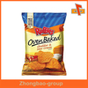 Guangzhou manufacturer wholssale gravure printing custom printed potato chips packaging bag