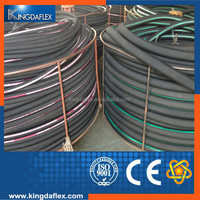 """sae j1401 hydraulic brake hose 1/8"""" hl High Pressure hydraulic rubber hose R1AT/R2AT/4SP/4SH with best price"""