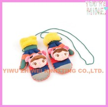 Acrylic Wholesale Fashion Knitted Gloves/Mittens for adults
