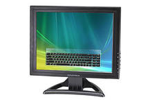 17 inch LCD Touch Screen Monitor (4:3)