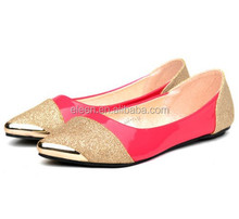 Flat Assorted Colors Shoes Woman