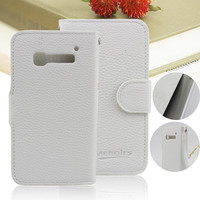 For alcatel one touch pop c5/5036d flip phone cover case