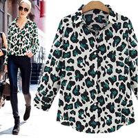 Long-sleeve Shirt Women Chiffon Blouses Women's Casual Slim Turn Down Shirt Blusas c931