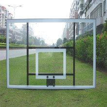 High-quality indoor and outdoor tempered glass basketball backboards at great prices