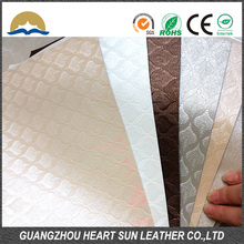 PVC leather pvc artificial leather for decoration