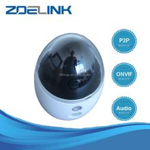 New arrival H.264 household cube model ip camera,720p ir explosion proof camera,1Megapixels plug play ip camera