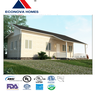 American standard comfortable and economical prefab home MM with insulation system
