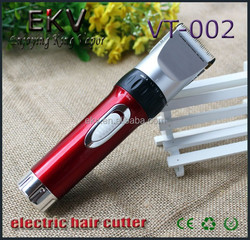 New products looking for distributors quiet electric hair clipper VT-002 cordless hair cutter beauty products