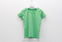 summer clothes short sleeves baby clothing 100 cotton t shirt