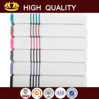 china supplier excel cotton towel dobby with CE certificate