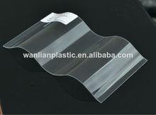 plástico de alta calidad del azulejo techos de la casa verde