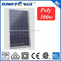 dongguan factory solar panel production line solar energy poly solar panel 300w for india market