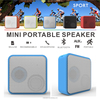 Mini cube portable sport wireless bluetooth speaker