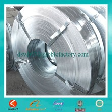 q195 narrow width galvanized straping ,zinc straping,zinc coils