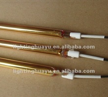 Gold Infrared lamp
