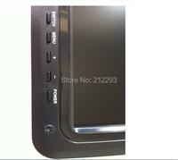 10 «ЖК монитор hdmi /av/ dvi/аудио с 16:9 широкий tft светодиодный дисплей hd 1024 x 600