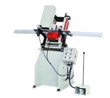 Two Axis Auto Water Slot Milling Machine/PVC Win-door Profile Making Machine