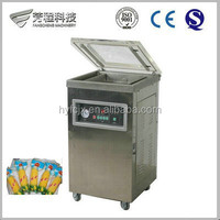 FC-BZ400 Microcomputer Stainless Steel Modified Atmosphere Packing Machine