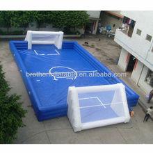 FT46 inflatable soccer training dummy arena set