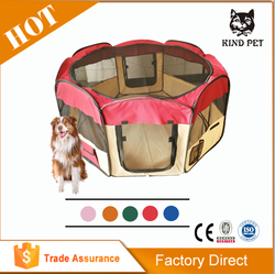 TRAVEL PET PLAYPEN FACTORY PRICE DOG PLAYPEN