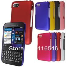 Rubberized Plastic Hard Back Cover Case for BlackBerry Q5 Back Cover