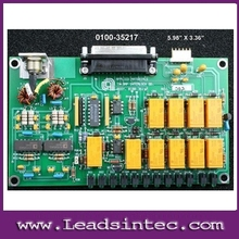 FR4 Relay control board Assembly Service