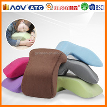 support vibrating massage bath memory foam back pillow for office chairs