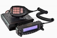 TMAUV11 Best Mobile radio DTMF encode/decode + Programming Cable Dual band VHF&UHF Mobile Transceiver