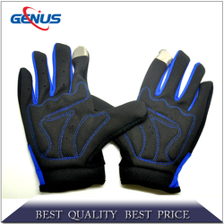 Newest Touch Customized Winter Wetsuit Grade Material Cycling Gloves Motorcycle