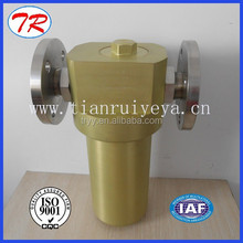 hot sell low pressure hydraulic oil return filter manufactured by Tianrui