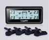 Automobile Internal TPMS , solar power tire pressure monitoring system