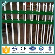 Spear Top Prefab Fence Panels Steel