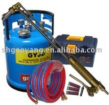 oxy-gasoline cutting machine steel cutting tool