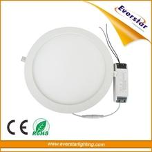 Cheap price super slim 2835SMD 3w/4w/6w/9w/12w/15w/18w/20w/24w/30w round/square led panel