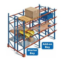 Compatible Pallet Rack for Warehouse Storage