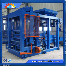 Direct Sale Variable Frequency concrete interlocking automatic brick making machine