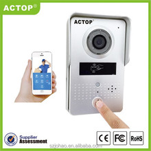 Hot selling Original new & High quality ACTOP android wireless 3g video door phone